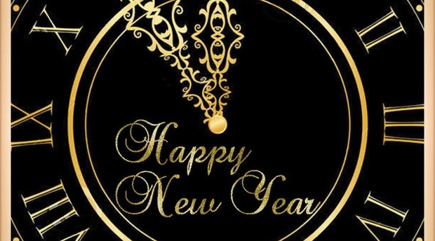 New Years wishes from Bergliot Guest House in Edenvale, Johannesburg