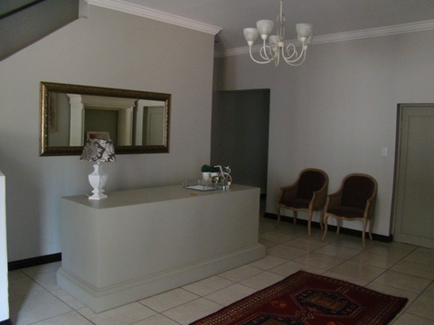 Dining area, Bergliot Guest House